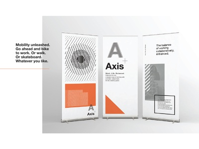 Axis Banners