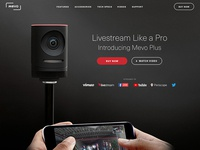 Mevo Plus Homepage Refresh