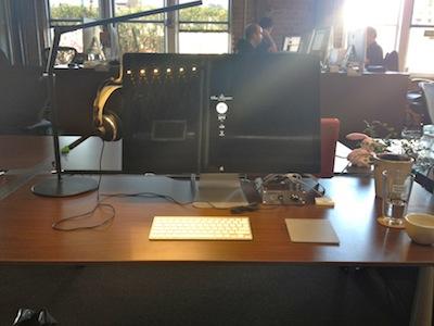 2012 Workspace