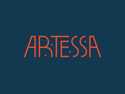 Artessa 1 art deco typography north midwest minnesota shakopee community living apartment artessa
