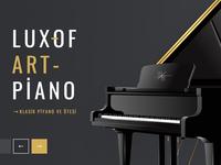 Piano Homepage