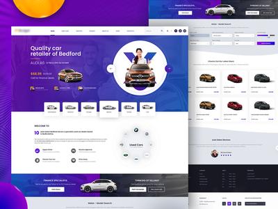 Car Sale | Landing Page