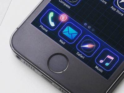 IOS space concept