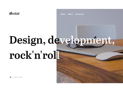 Studio design portfolio