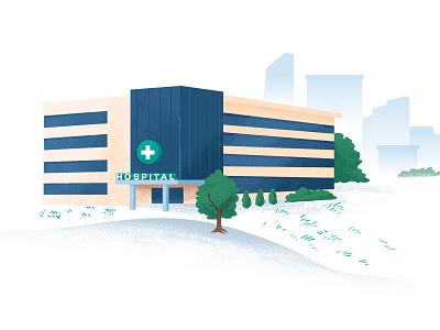 Hospital city building emergency hospitals health health care hospital