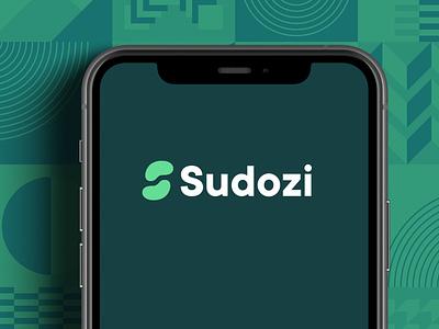 Sudozi logo startup logo start up fintech bean branding startup