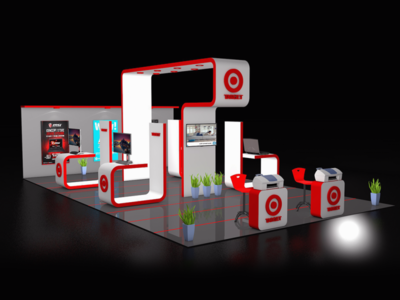 Target Exhibition Stand