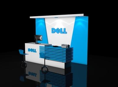 Dell Reception Desk