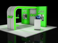 Acer Exhibition Stand