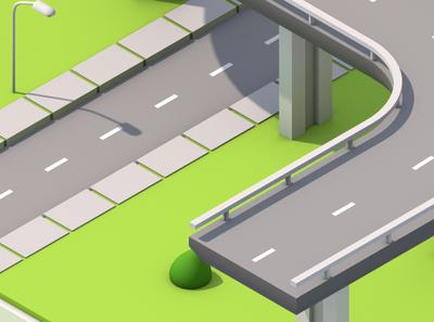 Street and Bridges
