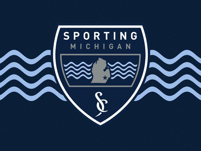 Sporting Michigan detroit michigan logo mls sports soccer sporting kc sporting