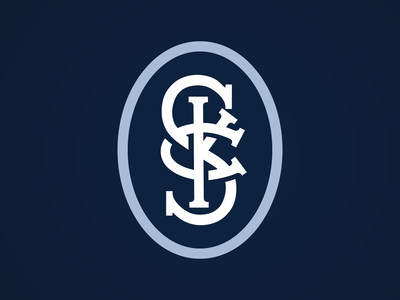 Sporting KC Monogram Logo