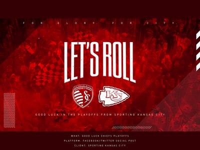 Good Luck Chiefs (2019 Playoffs)
