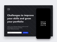 Daily UI Challenge #052 Logo Design