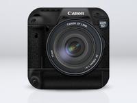 Canon EOS 6D Icon