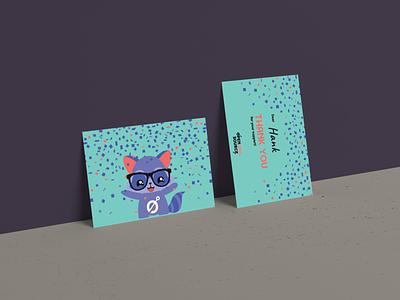 Conference Postcard postcard illustration print conference design