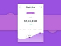 Daily UI 066 - Statistics