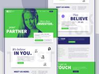 Website - Venture Capital Firm
