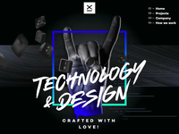 Technology & Design – Crafted with Love!