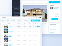 Real Estate CRM - Properties