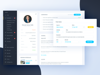 Real Estate CRM - Contacts