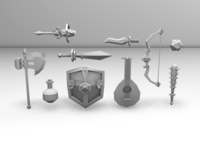 D&D Class Items