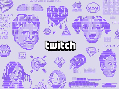 E3 2017 Twitch Mural