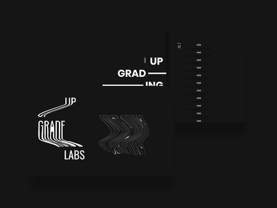 Upgrade Labs, But Like Weirder web ux ui product design