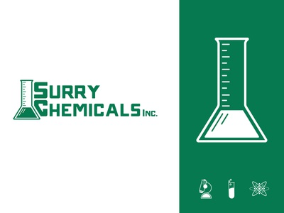 Surry Chemicals Logo - Revamp