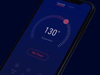 Heatworks Mobile UI