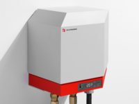 Heatworks Connected Water Heater