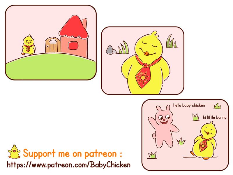 Baby Chicken episode 24