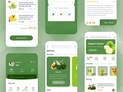Fruit APP - Summary