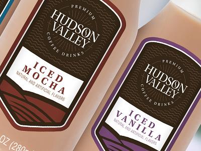 Hudson Valley Coffee Packaging hudson valley coffee packaging bottle premium grajon