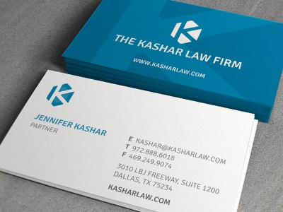 Kashar Law Firm kashar law firm branding logo design business card grajon