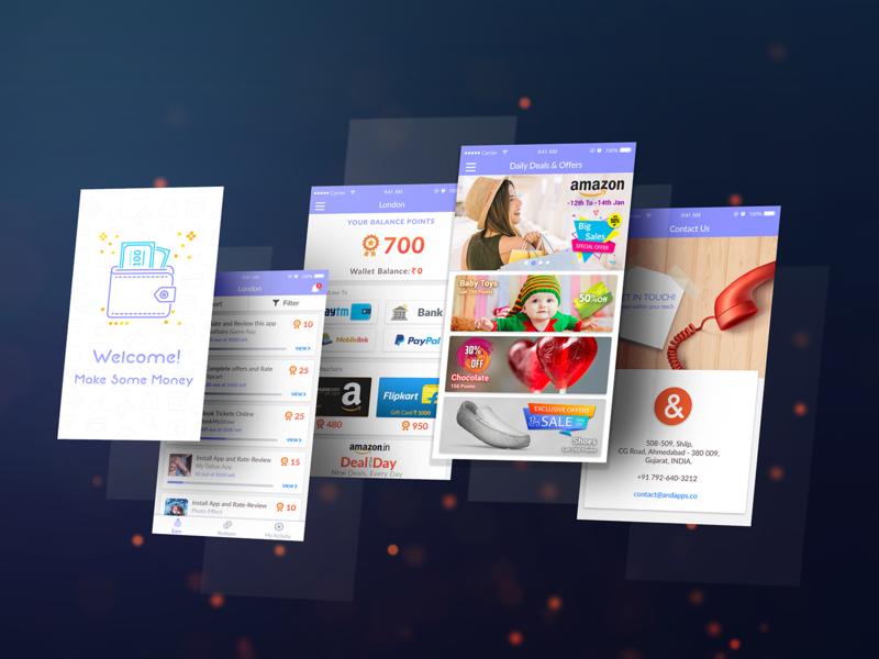 Design Mobile UI