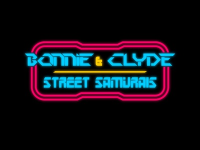 Bonnie & Clyde: Street Samurais Logo