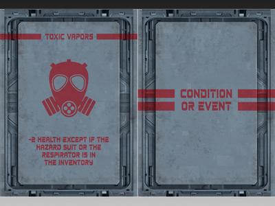 Toxic Vapors Condition