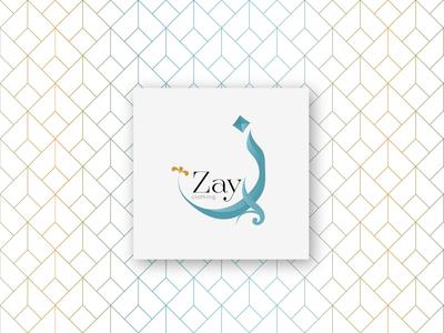 Urdu/Arabic Monogram Logo