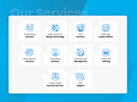 Services Icons