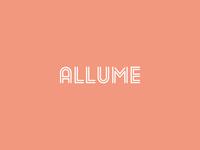 Allume Wordmark