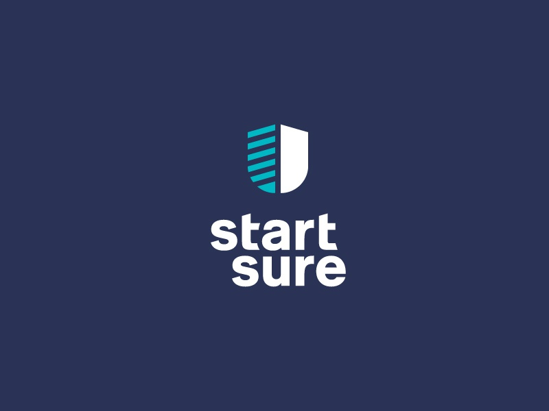 Startsure vertical wordmark