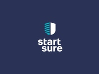 Startsure Logo & Wordmark