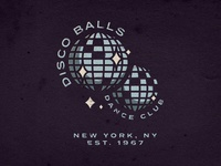 Disco Balls Dance Club