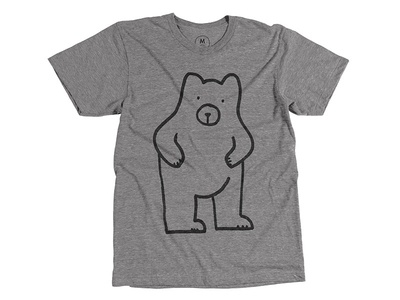 Dumb Bear T-Shirt