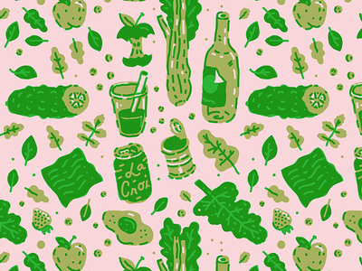 Eat your greens lacroix food green wiggle