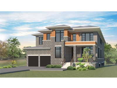 Modern Residential House | Exterior Design house landscaping exterior design exterior realestate 3drendering property realtor architecture