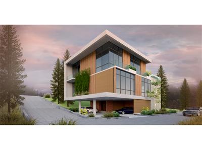 Modern House Design, Cebu, Philippines.