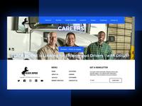 Blackhorse Carriers Website (Logistics)