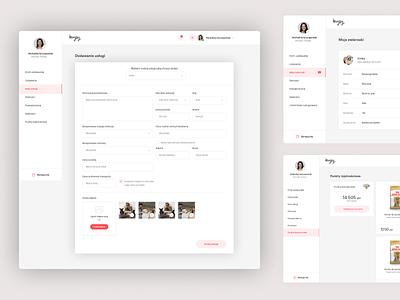 Setting on marketplace uidesign ui app web app development application design app app design user interface dashboard dashboard design dashboard ui settings marketplace